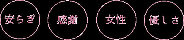 ラッピング ピンク系